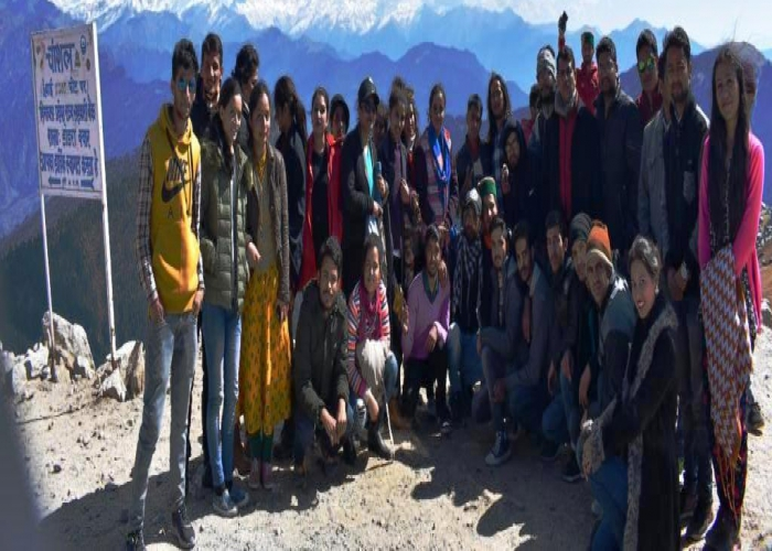 educational tour to chanshal velly