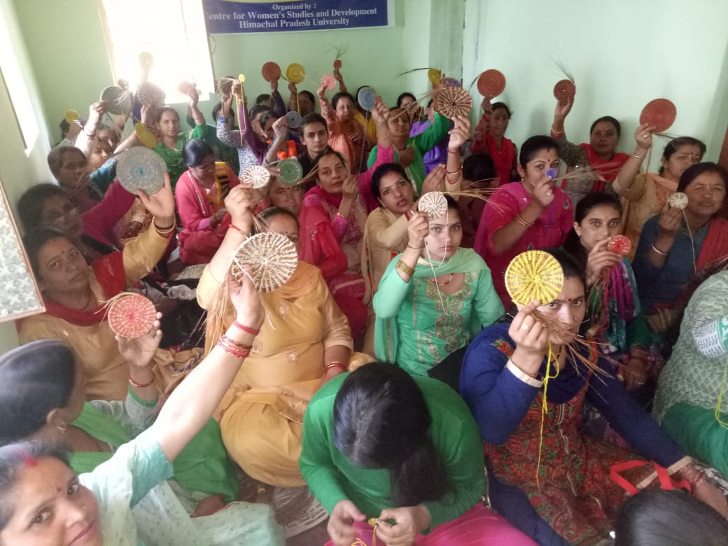 Outreach activities of  Centre
