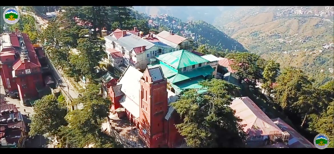 Top View of HPUDES