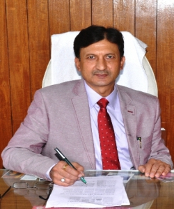 प्रो। सिकंदर कुमार