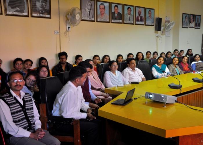 Wrokshop on Rural Development in Himachal Pradesh