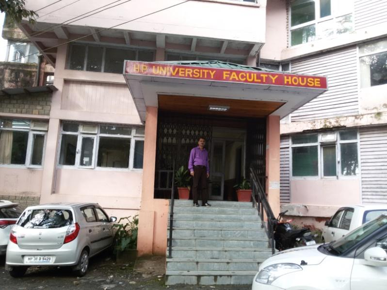 H.P University Faculty House